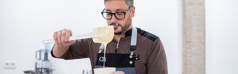 Jordi Farrés: Director del Postgrado Chef Especialista en Cocina del Chocolate